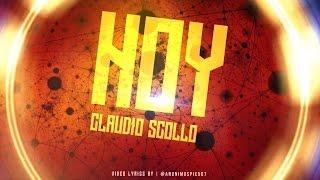 Claudio Scollo - Hoy (Official Lyric Video)