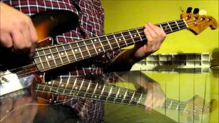 Clandestino Bass/Bajo Cover - Playing For  Change