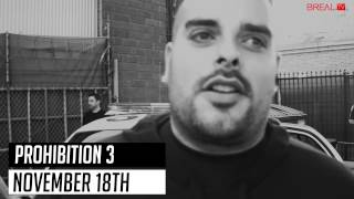 Prohibition Part 3 (BTS) Cover Shoot | BREALTV