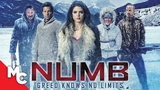 Numb | 2015 Survival Thriller | Jamie Bamber | Marie Avgeropoulos