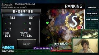 Dreamcatcher - GOOD NIGHT 99.63% HDHR FC