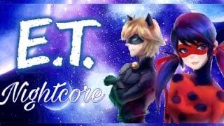 [AMV] E.T Nightcore- Felix e Bridgette