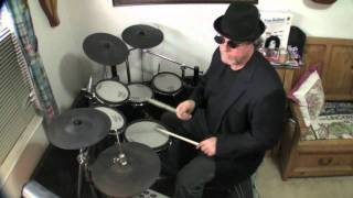 Let's Get It Started - Black Eyed Peas (Drum Cover)
