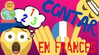 RETO + CONTAR  + NÚMEROS EN FRANCÉS