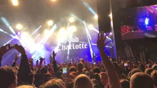 Good Charlotte - The Anthem Live @ Budapest Park, Hungary (2017. 06. 17.)