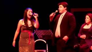 Andrea Valobra y Pablo Simon - Vivo por ella (Andrea Bocelli cover)