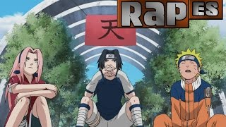 RAP DEL EQUIPO 7 (NARUTO) 2016 || KenTroX Ft. BrenDa Ft. Mystogan Mc