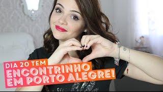 Dia 20 tem encontrinho do blog em Porto Alegre! Quem vai??