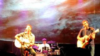 Rodeo Clowns - Jack Johnson and G-Love LIVE Summer 2010