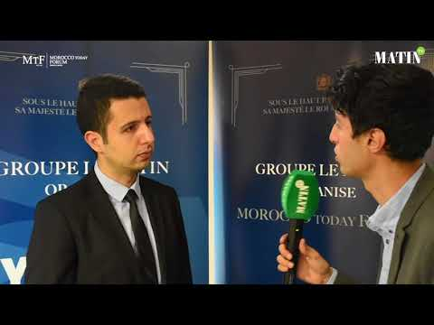 """Video : Yasser Essyagi : """"Les jeunes doivent être impliqués dans les projets structurants """""""