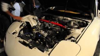 Mazda RX7 26B 4 rotor
