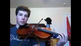 Electric viola- Tchaikovsky's sleeping beauty waltz (loop)