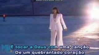 [MKaraokê] Fernanda Brum - Quebrantado Coração