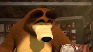 Маша и Медведь   Сладкая жизнь Серия 33 online video cutter com