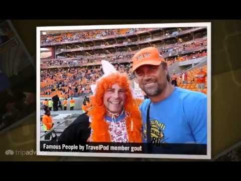 """""""Oranje aan de bal"""" Gout's photos around Johannesburg, South Africa (eerste wedstrijd nederland)"""