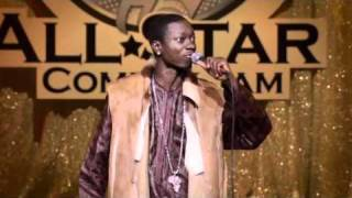 Michael Blackson in Shaquille O'neal Presents All Star Comedy Jam Live from Dallas 2010   Computer