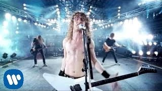 Airbourne - Too Much, Too Young, Too Fast [OFFICIAL VIDEO]