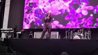 Kehlani - Distraction (Live)   Governor's Ball   6/2/17