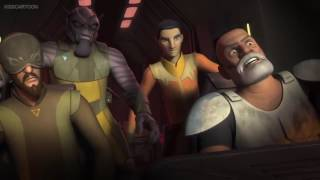 Star Wars Rebels - The End of The Clone Wars!