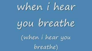 Celine Dion - I'm Alive (Lyrics )