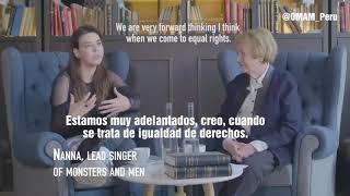 Igualdad en Islandia con Vigdis Finnbogadóttir y Nanna Bryndís Hilmarsdóttir (sub. español)