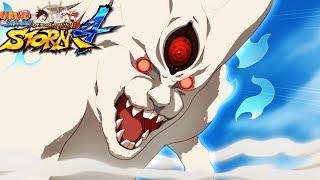 Naruto Ultimate Ninja Storm 4 - Kaguya Bijuu Form Boss Battle (Scan Traslated)