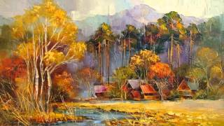 "Бабинe літо  Ukrainian Tango Quartet ""Caravana"" Indian summer"