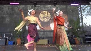 Thai Music - Thailand Grand Festival 2013 Amsterdam