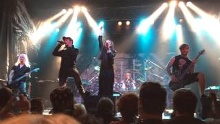 Amaranthe - Afterlife (Live 2014) - First Ave Minneapolis