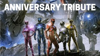 POWER RANGERS (2017) - Anniversary Tribute!