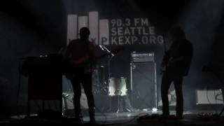 The Black Angels - Entrance Song (Live on KEXP)