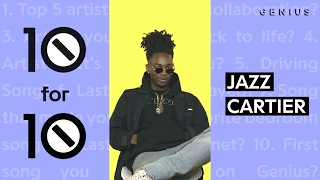 "Jazz Cartier Loves Driving To Mariah Carey's ""Fantasy"" 