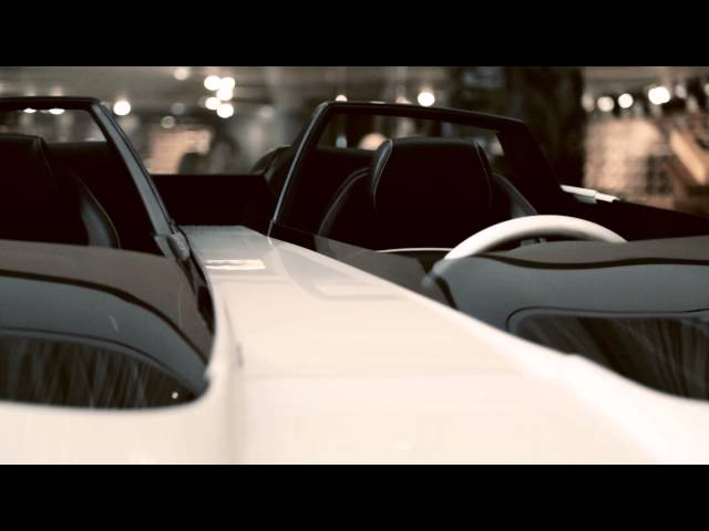 Two Weeks Only: The Lamborghini Concept S Now in New York