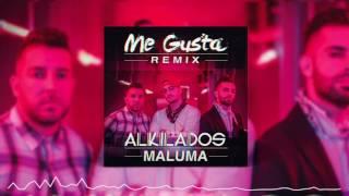 ALKILADOS FT. MALUMA - ME GUSTA (DJ CRISTIAN GIL EDIT MIX)