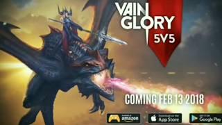 #1 Siap-siap update 5v5 Vainglory 3.0(13 FEBRUARY 2018)