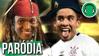 ♫ CORINTHIANS em: OS PIRATAS DO CARILLE | Paródia Piratas do Caribe