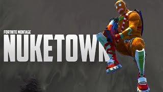"""NUKETOWN"" - Fortnite Montage (Juice WRLD & Ski Mask the Slump God)"