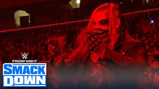 The Fiend appears to tear out Daniel Bryan's hair as Yes movement returns | FRIDAY NIGHT SMACKDOWN
