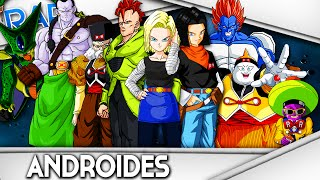Rap Dos Androides (Dragon Ball Z) - Rap Grupo #2 | Absoluto