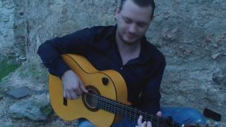Bamboleo Gipsy Kings (instrumental guitar cover) Backing track inside