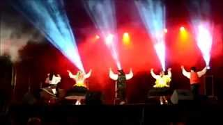 Maria do Sameiro - MIX FOLCLORE (ao vivo - rancho)