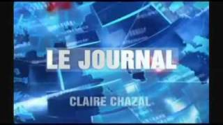 Générique Journal - Flash - Municipales 2008 - TF1 (2008)