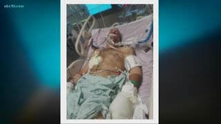Auburn man shot saving woman's life during domestic dispute