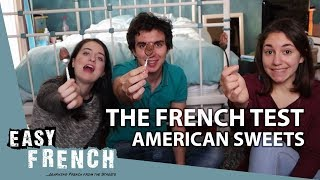 French people try American sweets | Super Easy French 29 width=