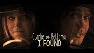 Clarke & Bellamy | I found (4x12)