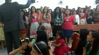 Hino Graça - Congresso Jovem Regional BH/MG