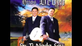 Duo Hnos Devia  Sin ti nada soy