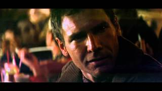 Blade Runner workprint bar scene with music by Eno & Byrne