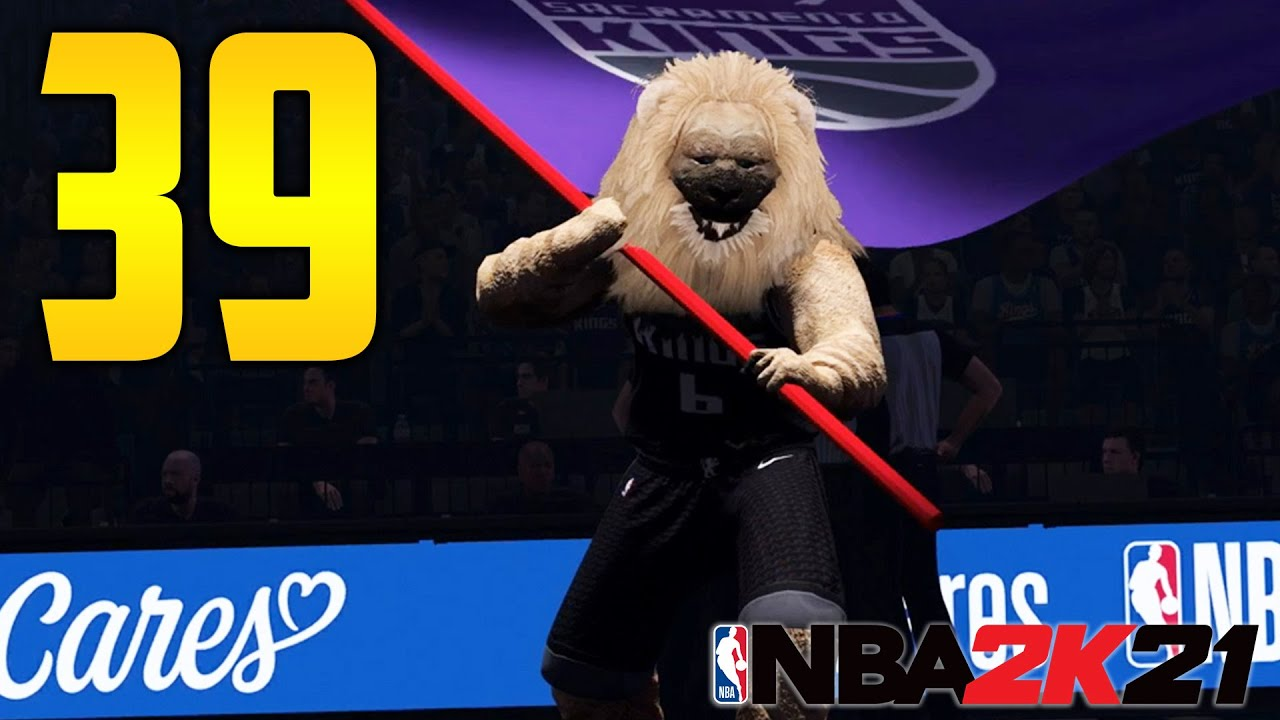 "GoldGlove - NBA 2K21 MyCareer Gameplay Walkthrough - Part 39 ""IT AINT OVER!"" (My Player Career)"