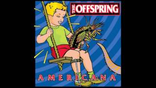 The Offspring - Pretty Fly For A White Guy [OFFICIAL INSTRUMENTAL]